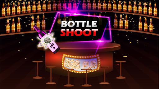Bottle Shoot Game Forever screenshot 1