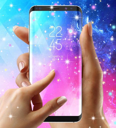 Live wallpaper for Galaxy J7 5 تصوير الشاشة