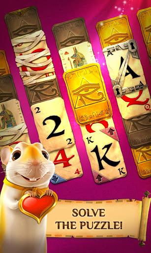 Pyramid Solitaire Saga 2 تصوير الشاشة