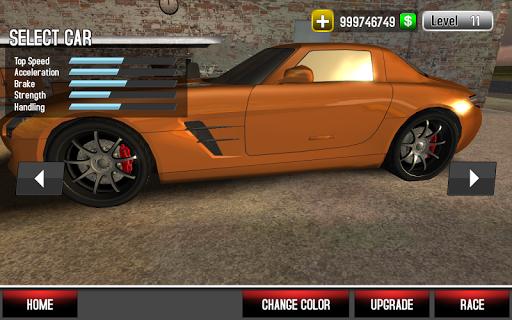 Racer UNDERGROUND 4 تصوير الشاشة