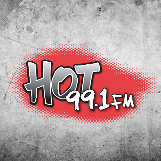 Hot 99.1 - Hip Hop and R&B - Albany (WQBK-HD2) أيقونة
