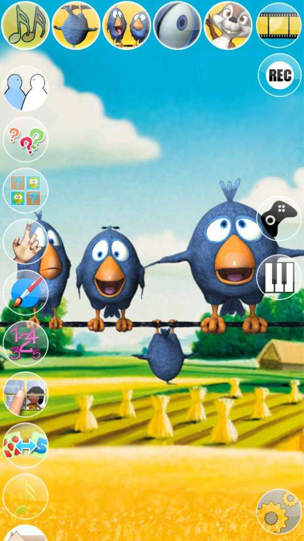 Talking Birds On A Wire screenshot 4