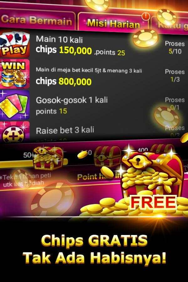 Luxy Poker-Online Texas Holdem screenshot 5