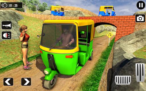 Tuk Tuk Rickshaw screenshot 3