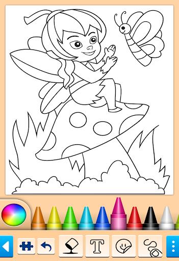 Painting and drawing game screenshot 11