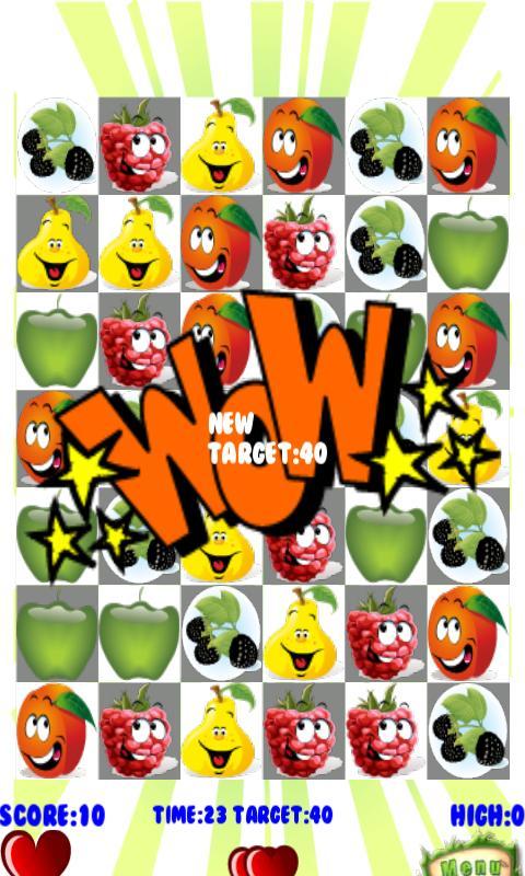 Fruits Match 2 تصوير الشاشة