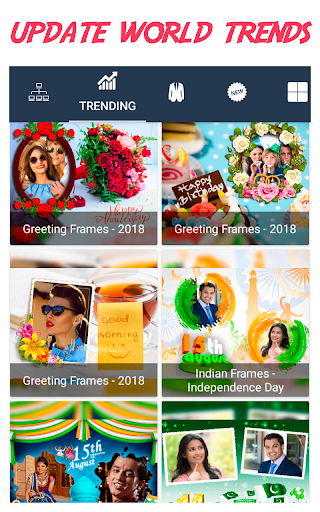 Photo Frames Lab Editor: effects, filter & Collage screenshot 6