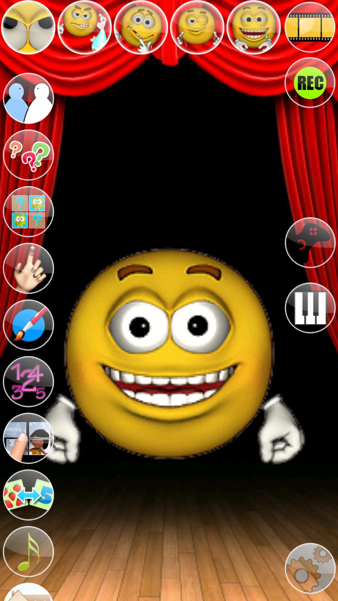 Talking Smiling Simon screenshot 8