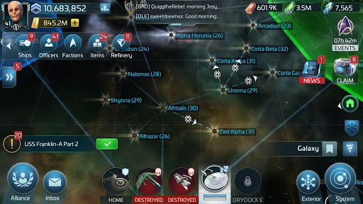 Star Trek™ Fleet Command screenshot 8