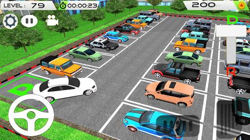 Modern Dr Car Parking free Game 2020-Car Games screenshot 4