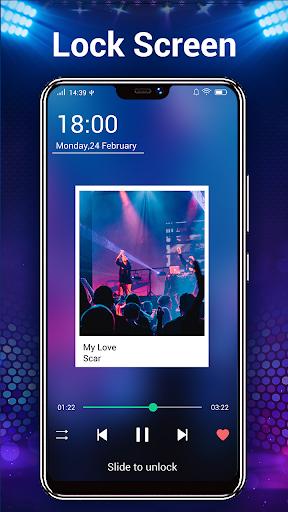 Music Player & Audio Player screenshot 4