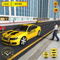 New Taxi Simulator 2021 - Taxi Driving Game on 9Apps