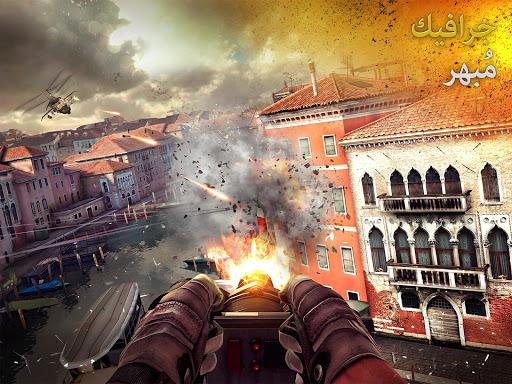 Modern Combat 5: eSports FPS 5 تصوير الشاشة