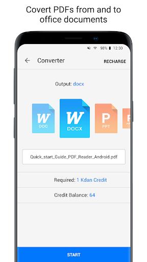 PDF Reader - Sign, Scan, Edit & Share PDF Document screenshot 7