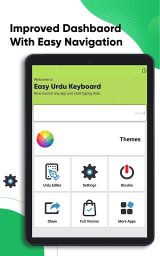 Easy Urdu Keyboard 2021 - اردو - Urdu on Photos 7 تصوير الشاشة