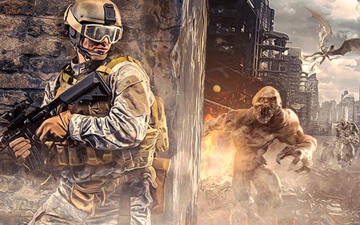 ZOMBIE Beyond Terror: FPS Survival Shooting Games screenshot 9