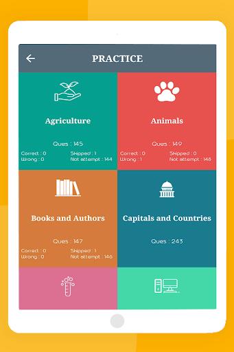 General Knowledge Quiz : World GK Quiz App स्क्रीनशॉट 23