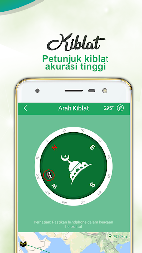 Panduan Muslim:  Waktu Shalat, Azan, Quran & Qibla screenshot 6