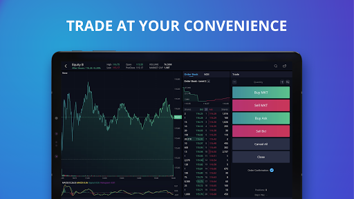Webull: Investing & Trading. All Commission Free screenshot 13
