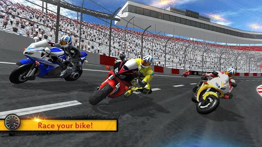 Bike Racing - 2021 Extreme Tricks Stunt Rider screenshot 4