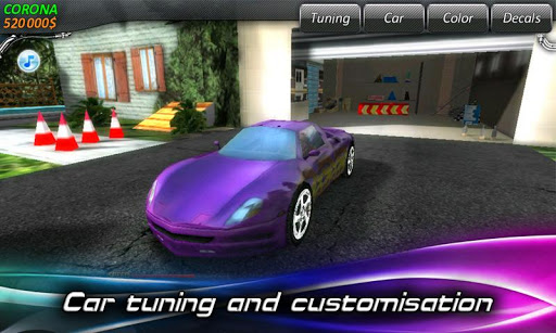 Race Illegal: High Speed 3D 2 تصوير الشاشة