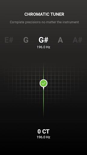 GuitarTuna - Tuner for Guitar Ukulele Bass & more! 6 تصوير الشاشة