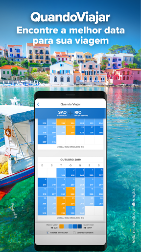 ViajaNet - Passagens aéreas para viajar barato screenshot 4