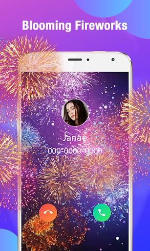 Call Flash - Color Phone Caller Screen, LED Flash 8 تصوير الشاشة