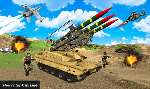 Ultimate Missile War WW2- Missile Combat 2019 screenshot 6