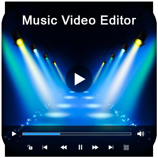 Music Video Editor أيقونة