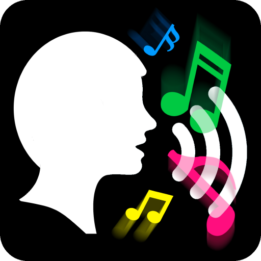 Add Music to Voice icon
