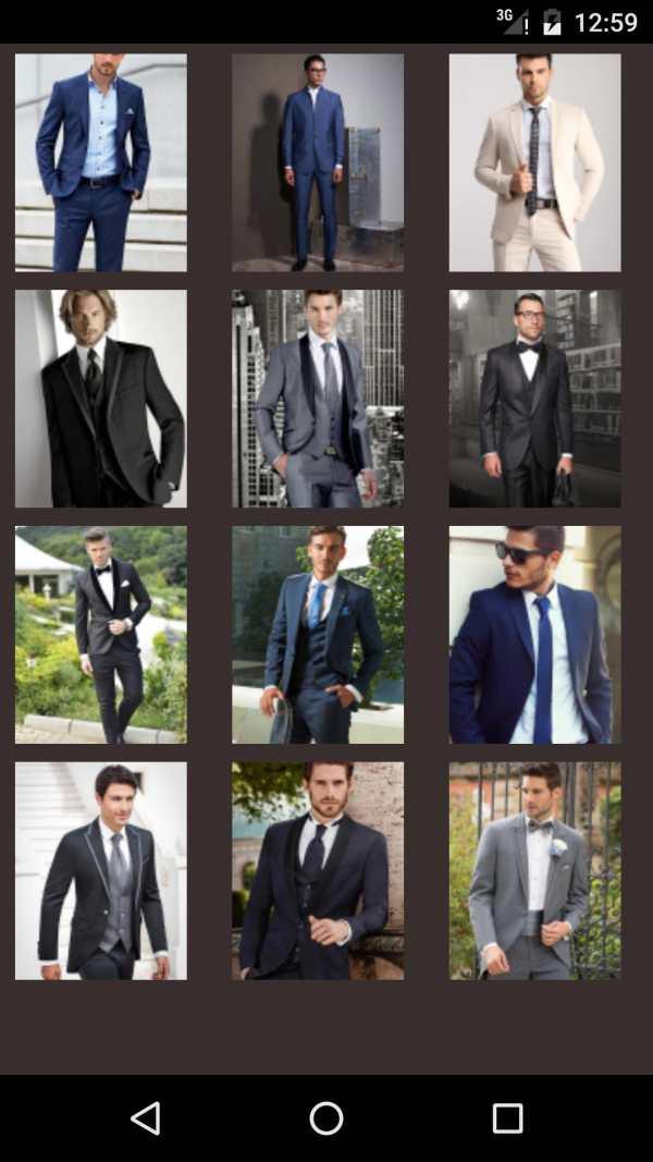 Men Suit Collection 2016 screenshot 1