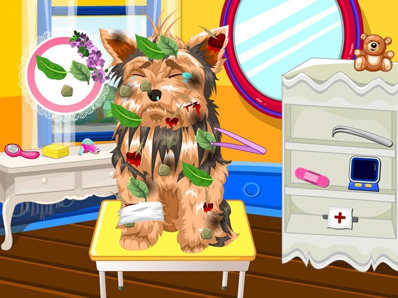 Princess Dog Care screenshot 3