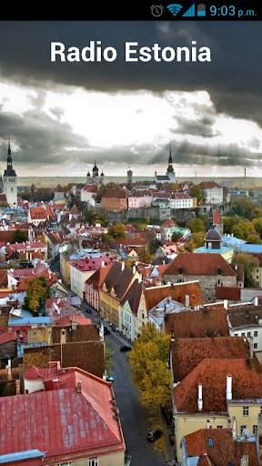 Estonia Radio screenshot 1