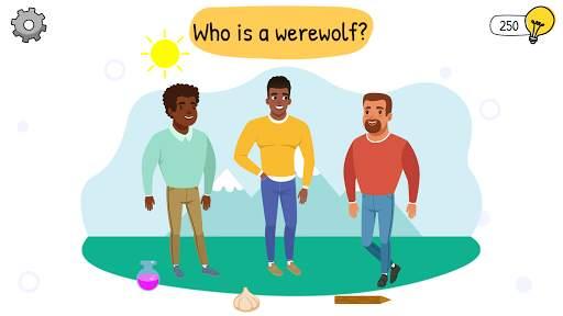 Who is? Brain Teaser & Riddles स्क्रीनशॉट 2
