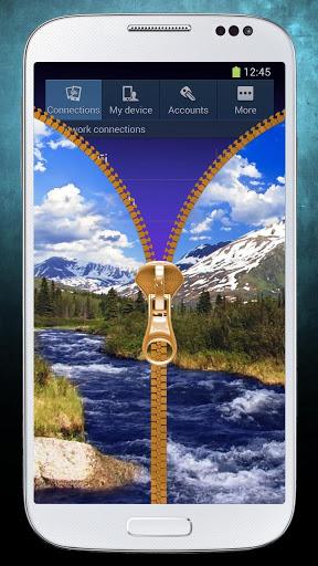 قفل الشاشة سستة 4 تصوير الشاشة