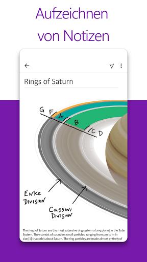 Microsoft OneNote: Notizen speichern und ordnen screenshot 1