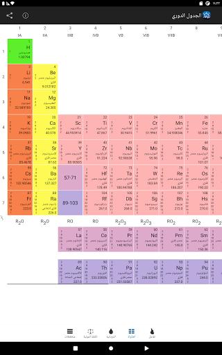 كيمياء 18 تصوير الشاشة