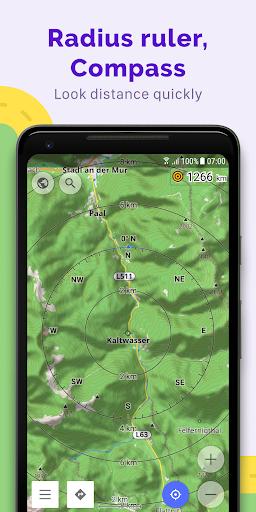 OsmAnd — Offline Maps, Travel & Navigation 8 تصوير الشاشة