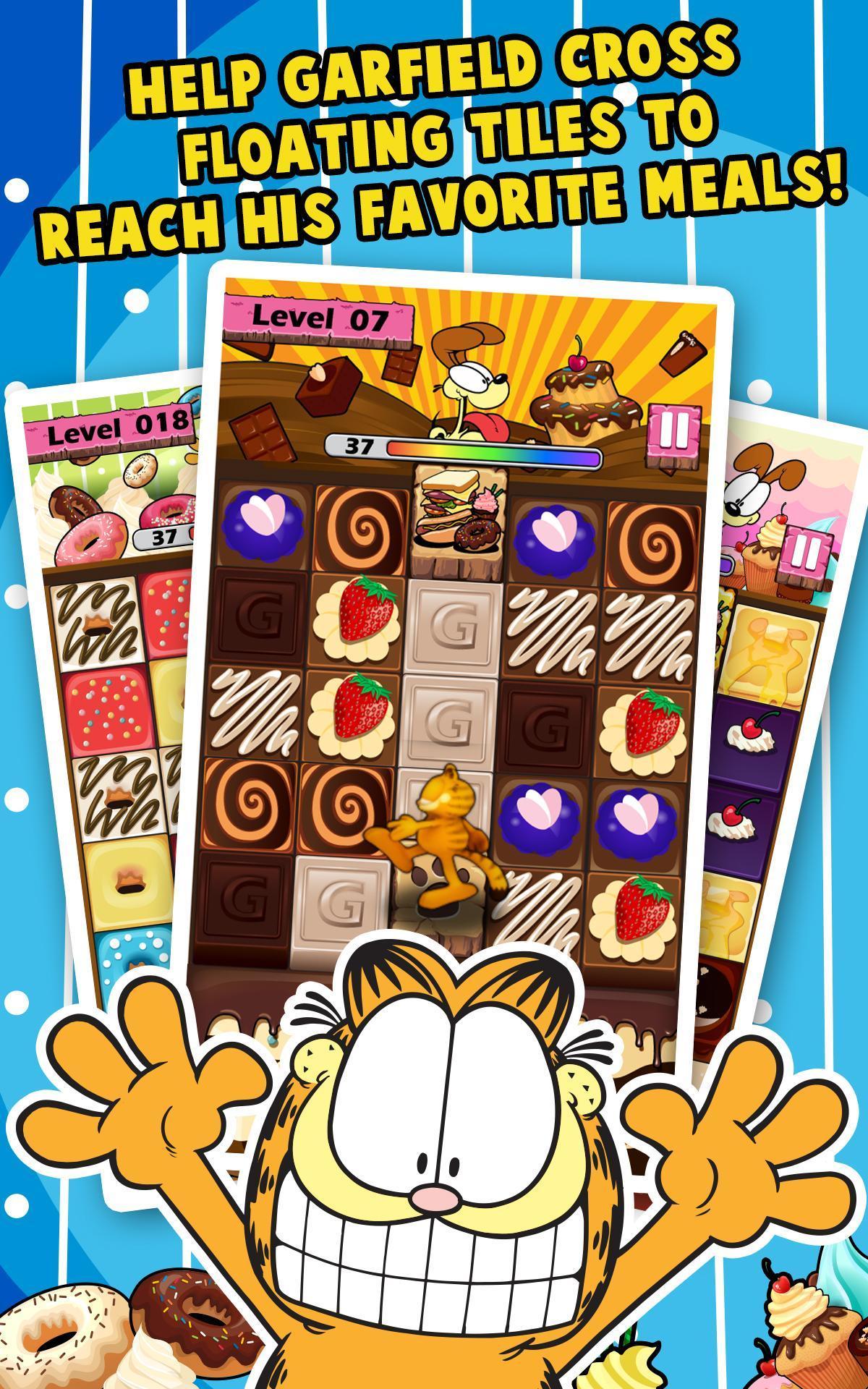 Garfield's Puzzle Buffet 2 تصوير الشاشة