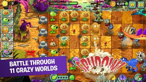 Plants vs. Zombies™ 2 Free screenshot 1