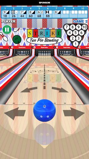 Strike! Ten Pin Bowling 5 تصوير الشاشة