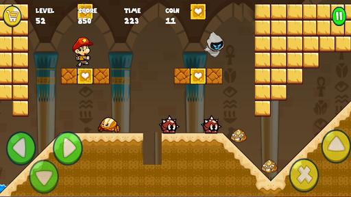 Super Bob's World : Free Run Game 8 تصوير الشاشة