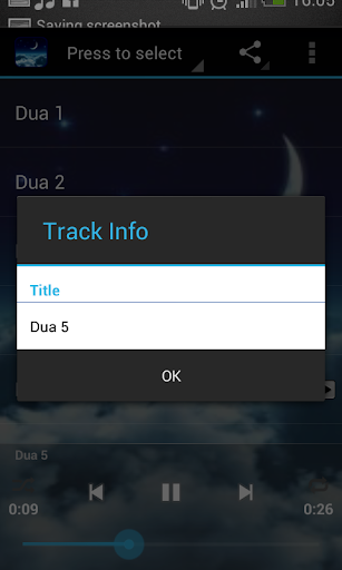 Dua Islamic Ringtone screenshot 9