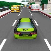 Car Traffic Racer on 9Apps