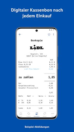Lidl Plus screenshot 5