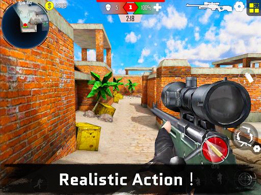 Gun Strike Force: Modern Ops - FPS Shooting Game screenshot 18