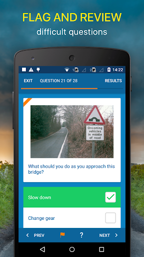 Driving Theory Test 2020 Free for UK Car Drivers 4 تصوير الشاشة