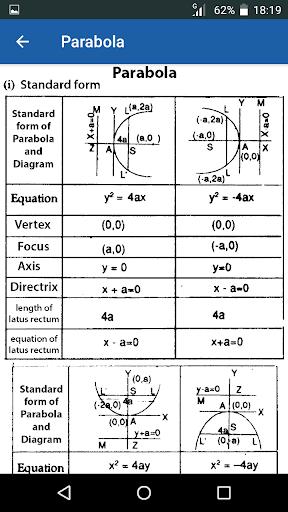 Math Formula for 11th 12th screenshot 3