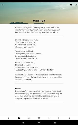 Daily Prayer Guide screenshot 24